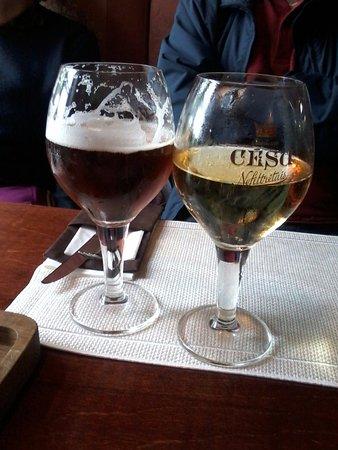 Kuldiga, Letland: birra buona ma sidro super