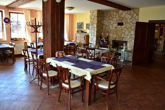 Horni Becva, Tjeckien: Restaurace