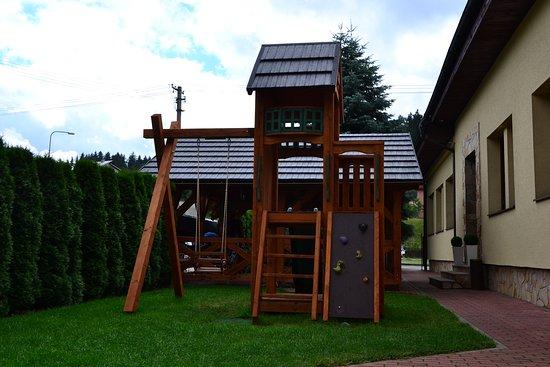 Horni Becva, Tjeckien: Vyžití pro děti