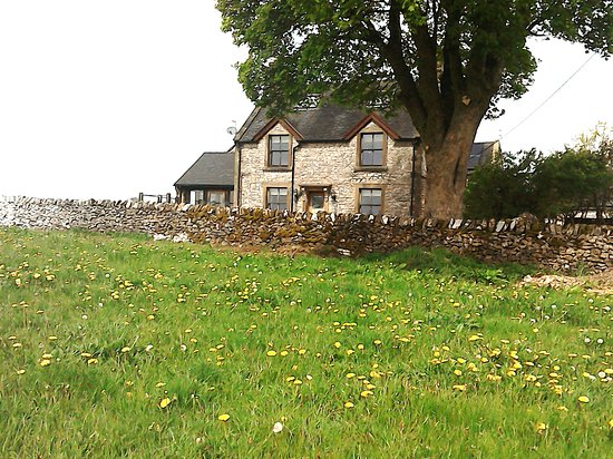 Cotterill Farm Holiday Cottages : Farmhouse