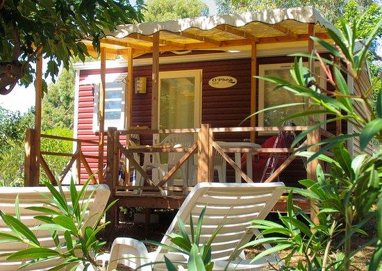 Le Pradet, Frankrig: Mobil-home 2/4 places