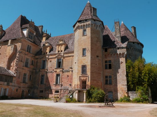Lanquais, Frankrijk: exterieur