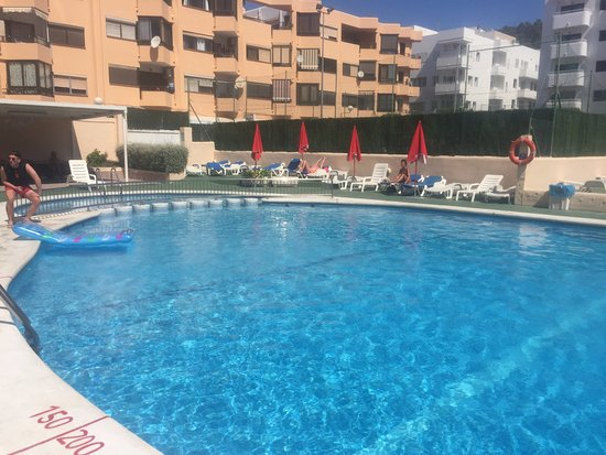 Marian Apartments: Hotel Pool