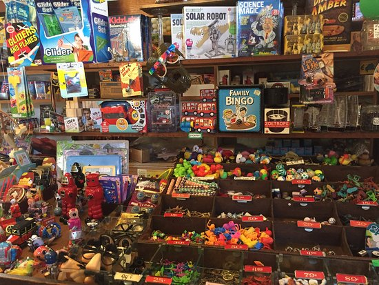 Games And Small Toys Picture Of Berdine 39 S Five And Dime