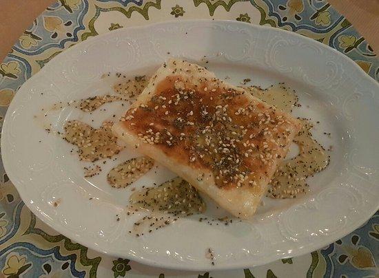 Taverna Mira: Feta in filo pastry