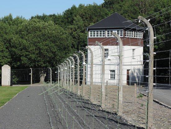 Thüringen, Tyskland: Buchenwald