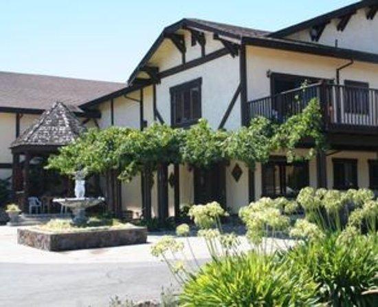 Fairfield, CA: Our estate building