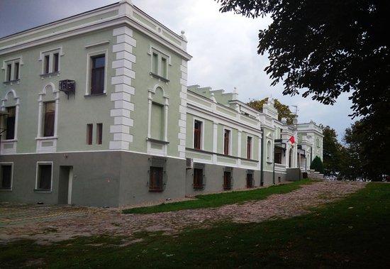 Palacyk w Lisewie
