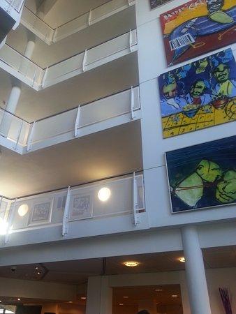 WestCord Art Hotel Amsterdam: Reception