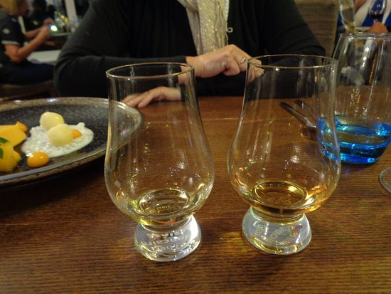 Fort Augustus, UK: Balvenie Carribean Cask 14 & Arbeg 10 single malts