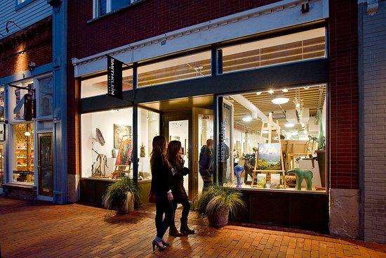 โบลเดอร์, โคโลราโด: Window shop on Pearl Street, Boulder