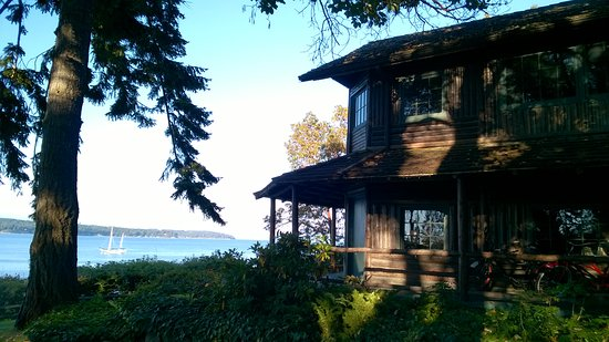 The Captain Whidbey Inn รูปภาพ
