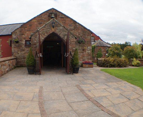 Kirkpatrick Fleming, UK: chapel