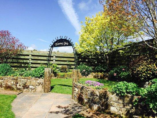 Kirkpatrick Fleming, UK: kissing gate