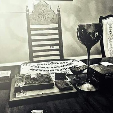 The Bisbee Seance Room