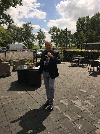 Nijkerk, Ολλανδία: Restaurant Orangerie