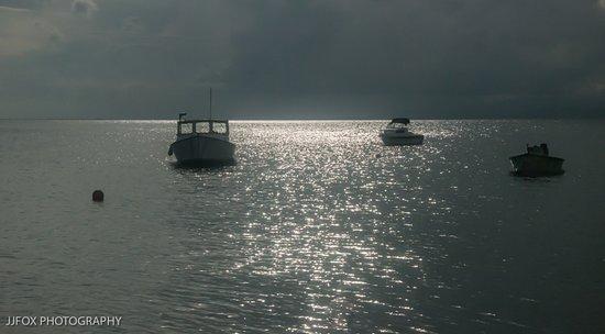 Isabel Segunda: View at Sunset
