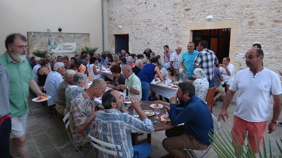 Prayssac, Francja: Quelle soirée!