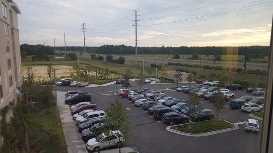 Winter Garden, FL: Estacionamiento gratuito