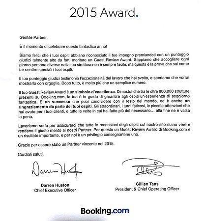 San Donnino, İtalya: Awards 2015