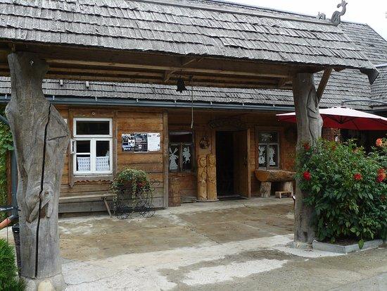 Zarasai, Lituanie : кафе