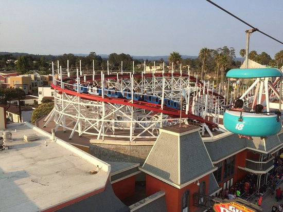 Santa Cruz Beach Boardwalk 사진