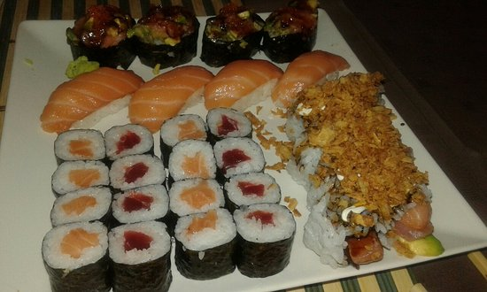 20160824223008largejpg Picture Of Rainbow Sushi Ripollet
