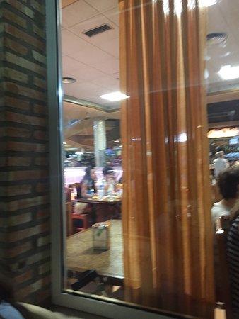 Honrubia, Spanien: Bueno deciros,que es un restaurante en el que se puede coner un plato combinado o un bocadillo,p