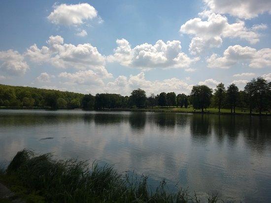 Nagykanizsa, Hungría: View to the Csonakazo Lake