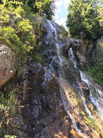 Arieseni, Romania: Cascada Varciorog