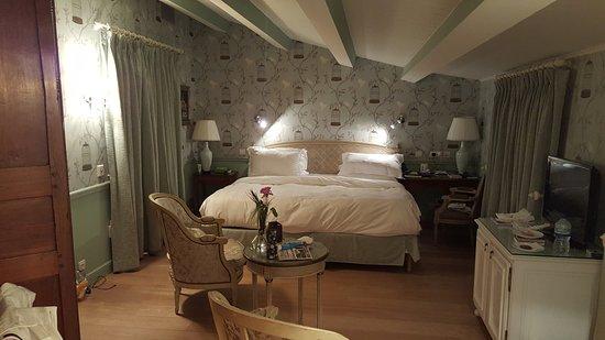 Hotel de Toiras: Hotel Toiras Room Evangeline