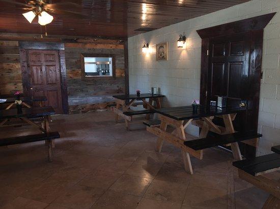 Olancha Cafe' Inside