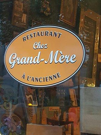 Chez grand mere valence restaurant avis num ro de for Restaurant valence france