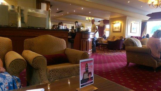 Borrowdale, UK: Lounge bar