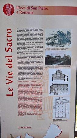 Pratovecchio, Ιταλία: Ecco la storia della Pieve