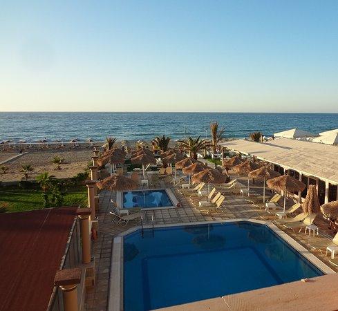 Missiria, Grekland: balcony sea view