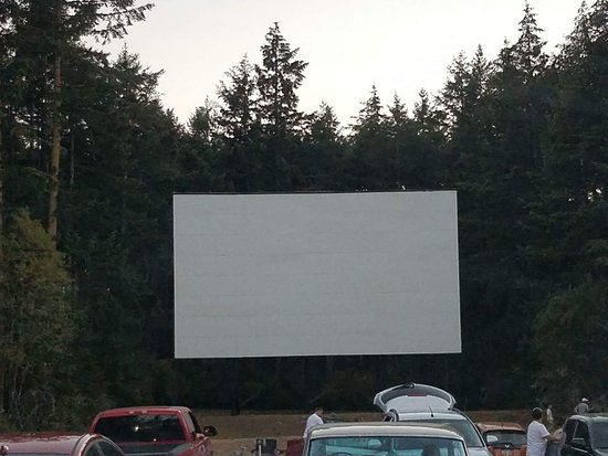 Wheel-In-Motor Movie Drive In