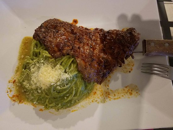 Belleview, FL: Churassco con Pesto