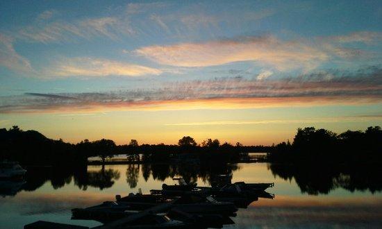 Honey Harbour, Канада: Sunset's are AMAZING