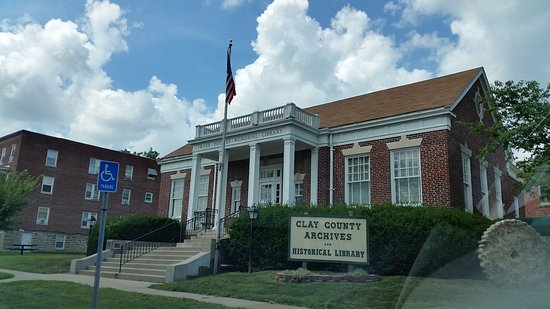 Clay County Archives & Historical Library