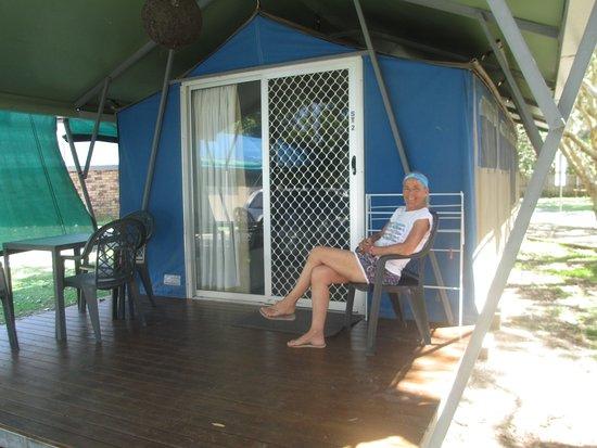 Suffolk Beachfront Holiday Park Accommodation Photo