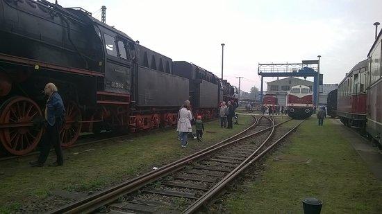 Mecklenburgisches Eisenbahn- und Technikmuseum