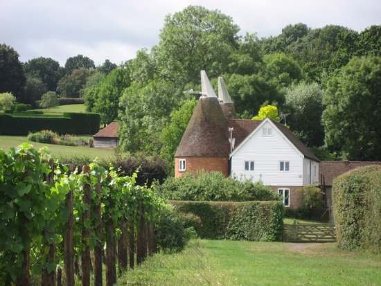 Staplehurst, UK: Oast house