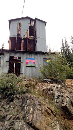 Alma, CO: Mining Building