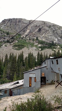 Alma, CO: Mining Building 3