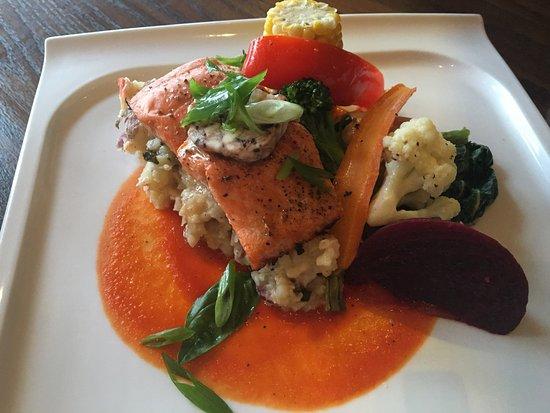 Nakusp, Canada: Sockeye Salmon