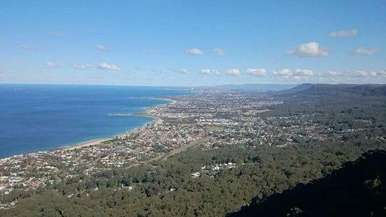 Bulli, Australia: The beautiful view