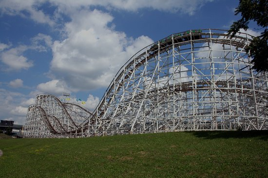 Lakemont Park : Another view of The Skyliner