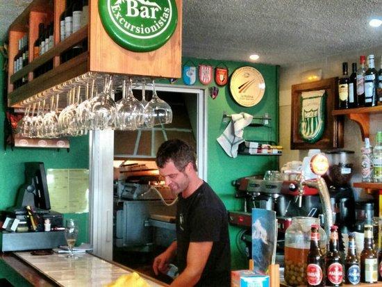 Candanchu, إسبانيا: Hermoso lugar, muy rica comida