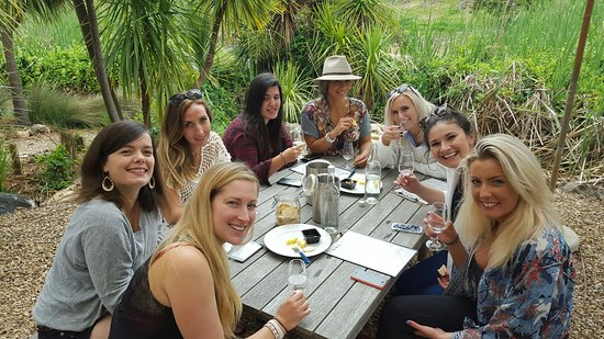 Waiheke-øya, New Zealand: Girls day on Waiheke